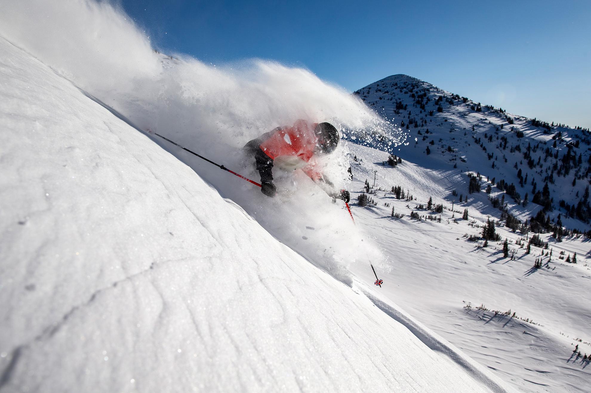 Snowbird Summit Pass